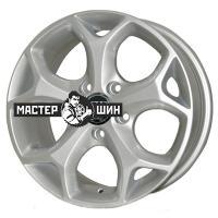 7,5*17 5*108 ET50 63,4 FR replica FD386 Silver