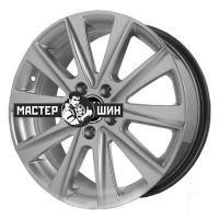 6,5*16 5*112 ET33 57,1 FR replica VW28 (VW561) Silver