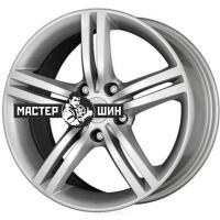 6*15 5*105 ET39 56,6 MAK Veloce Italia Silver