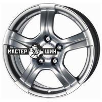 6,5*15 5*100 ET38 63,3 Alutec Helix Polar Silver