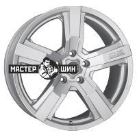 8*18 5*114,3 ET45 75 OZ Versilia Matt Race Silver