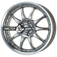 8,5*19 5*120 ET38 76,1 Alutec Kyro Sterling Silver
