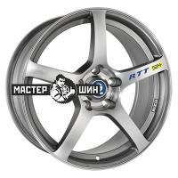 7*16 4*100 ET37 63,3 Sparco RTT524 Matt Silver Tech Diamond Cut