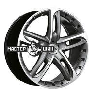 9,5*19 5*120 ET32 74,1 Antera 501 Graphite matt front polished