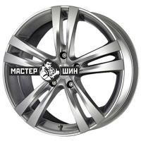7*17 4*100 ET35 72 MAK Zenith Hyper Silver