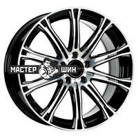 8*18 5*114,3 ET40 72,5 Borbet CW1/5 Black polished