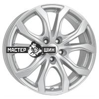 7,5*17 5*112 ET28 66,5 Alutec W10 Polar Silver