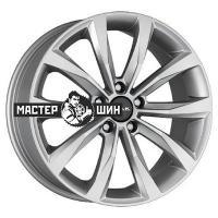 7,5*18 5*112 ET51 57,1 MAK Wolf Silver