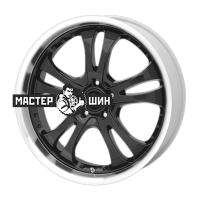 8,5*20 5*114,3 ET35 72,62 American Racing AR393 Black/Machined