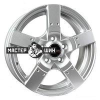 6*15 5*114,3 ET45 67,1 Tech Line 504 Silver