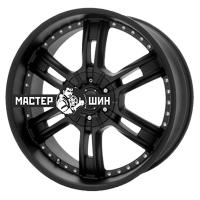 9,5*22 5*150 ET38 110 American Racing AR339 Black