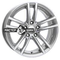 7*17 5*120 ET50 72,6 Alutec X10 Polar Silver