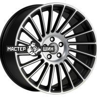 8,5*20 5*112 ET25 78,1 Eta Beta Venti-R Black Matt Polish