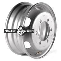 6,75*17,5 6*205 ET122 161 Asterro M18DS32 Silver