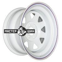 8*16 6*114,3 ET-19 68 Off-Road Wheels Ниссан Навара D40 2.5TD белый